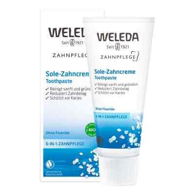 Weleda Sole Zahncreme  bei deutscheinternetapotheke.de bestellen
