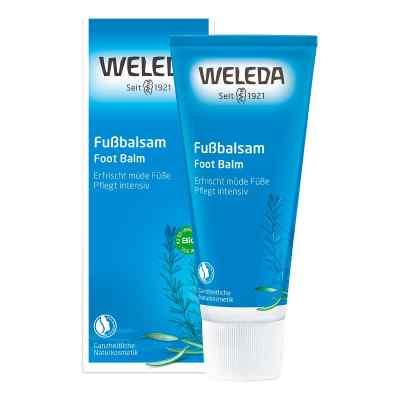 Weleda Fussbalsam  bei deutscheinternetapotheke.de bestellen