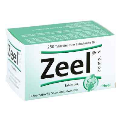 Zeel compositus N Tabletten  bei deutscheinternetapotheke.de bestellen
