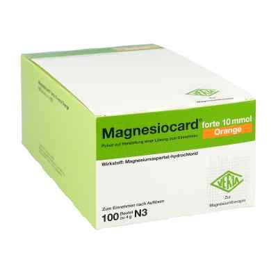 Magnesiocard forte 10 mmol Orange Pulver  bei deutscheinternetapotheke.de bestellen