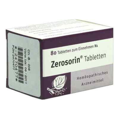 Zerosorin Tabletten  bei deutscheinternetapotheke.de bestellen