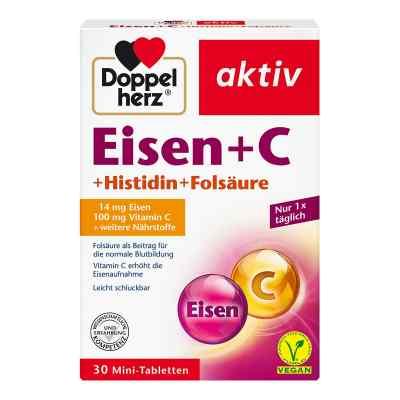 Doppelherz Eisen+vit.c+l-histidin Tabletten  bei deutscheinternetapotheke.de bestellen