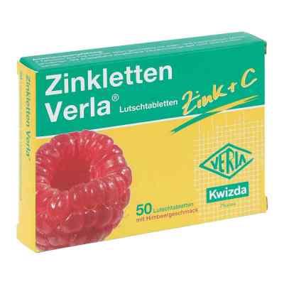 Zink Verla 5 mg Lutschtabletten Himbeere  bei deutscheinternetapotheke.de bestellen