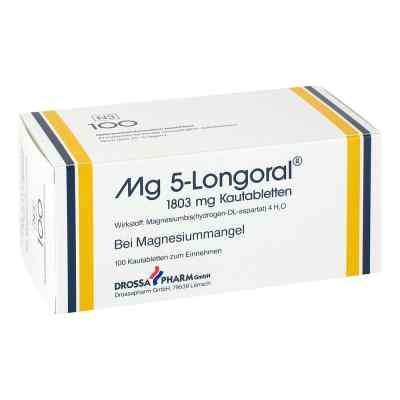 Mg 5 Longoral Kautabletten  bei deutscheinternetapotheke.de bestellen