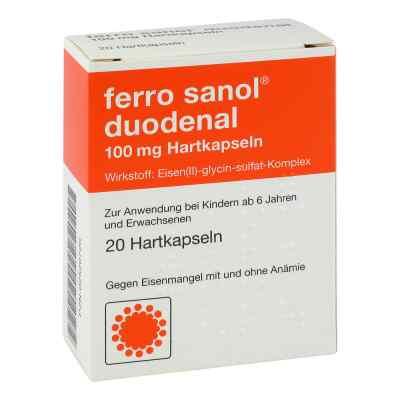 Ferro sanol duodenal 100mg  bei deutscheinternetapotheke.de bestellen