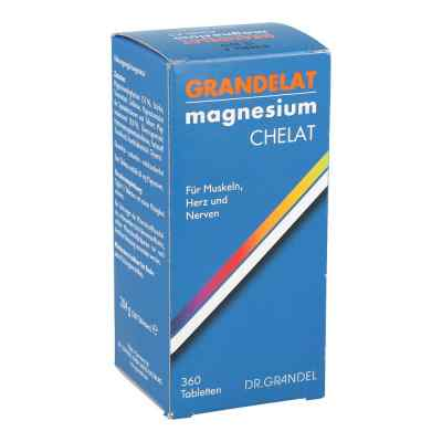 Grandelat Mag 60 Magnesium Tabletten  bei deutscheinternetapotheke.de bestellen
