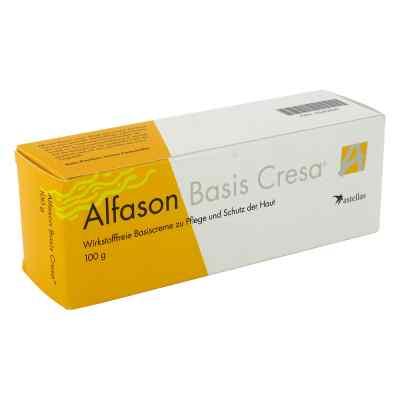 Alfason Basis Cresa Creme  bei deutscheinternetapotheke.de bestellen
