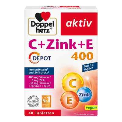 Doppelherz C + Zink + E Depot Tabletten  bei deutscheinternetapotheke.de bestellen