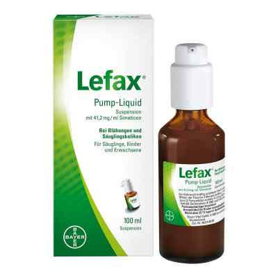 Lefax Pump-Liquid Suspension  bei deutscheinternetapotheke.de bestellen
