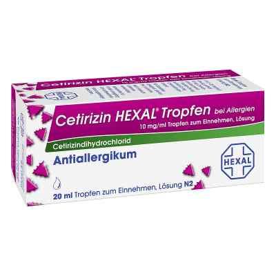 Cetirizin HEXAL bei Allergien 10mg/ml  bei deutscheinternetapotheke.de bestellen