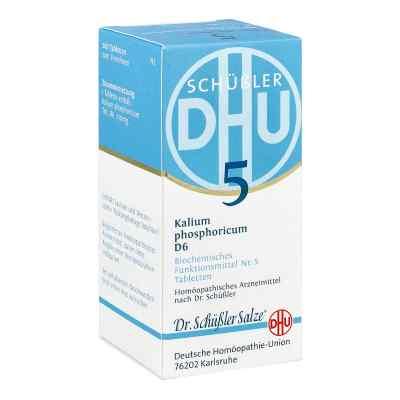 Biochemie Dhu 5 Kalium phosphorus D  6 Tabletten  bei deutscheinternetapotheke.de bestellen