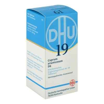 Biochemie Dhu 19 Cuprum arsenicosum D6 Tabletten  bei deutscheinternetapotheke.de bestellen
