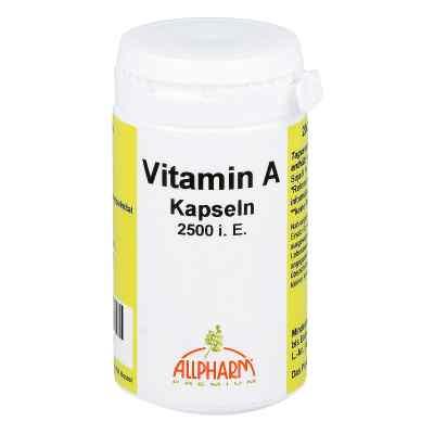 Vitamin A Kapseln  bei deutscheinternetapotheke.de bestellen