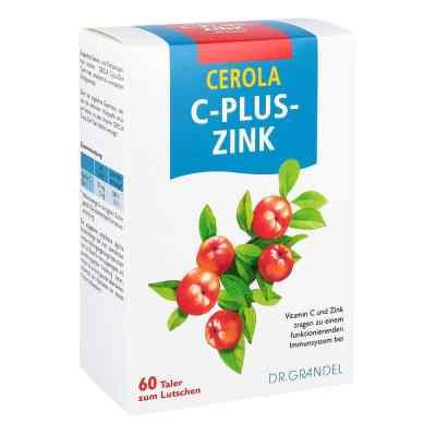 Cerola C plus Zink Taler Grandel  bei deutscheinternetapotheke.de bestellen