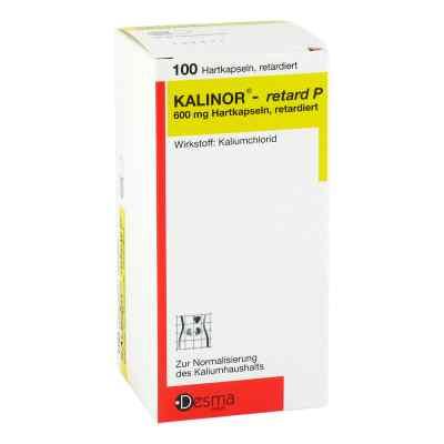 Kalinor retard P 600 mg Hartkapseln  bei deutscheinternetapotheke.de bestellen