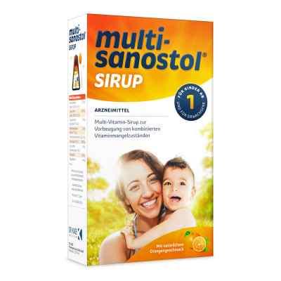 Multi Sanostol Sirup  bei deutscheinternetapotheke.de bestellen
