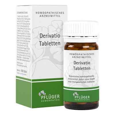 Derivatio Tabletten  bei deutscheinternetapotheke.de bestellen