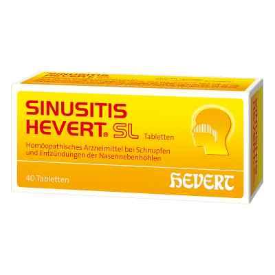 Sinusitis Hevert Sl Tabletten  bei deutscheinternetapotheke.de bestellen