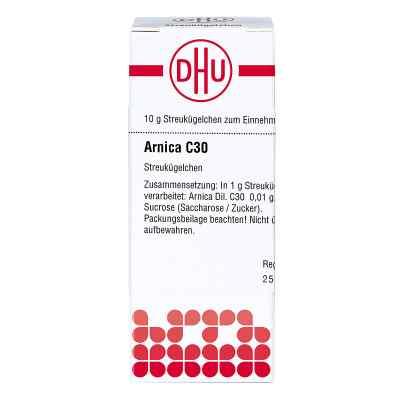 Arnica C30 Globuli  bei deutscheinternetapotheke.de bestellen