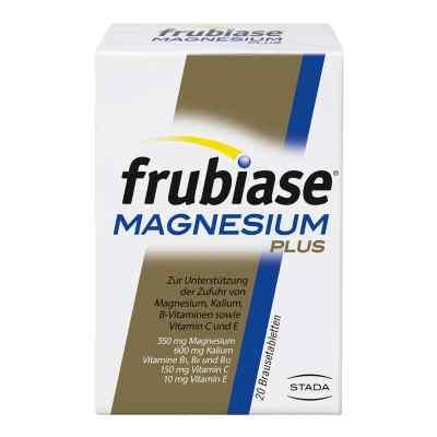 Frubiase Magnesium Plus Brausetabletten  bei deutscheinternetapotheke.de bestellen