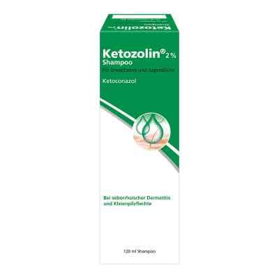 Ketozolin 2% Shampoo  bei deutscheinternetapotheke.de bestellen