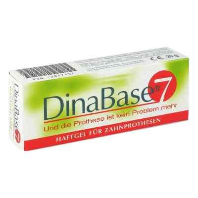 Dinabase 7 unterfütt.Haftmaterial für Zahnproth.  bei deutscheinternetapotheke.de bestellen