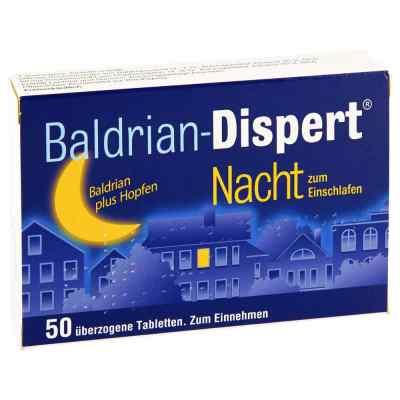 Baldrian-Dispert Nacht zum Einschlafen  bei deutscheinternetapotheke.de bestellen