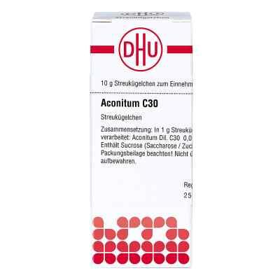 Aconitum C30 Globuli  bei deutscheinternetapotheke.de bestellen