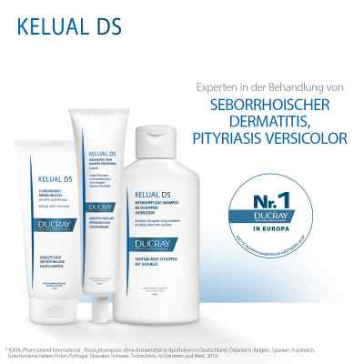 Ducray Kelual Ds Anti Schuppen Shampoo  bei deutscheinternetapotheke.de bestellen