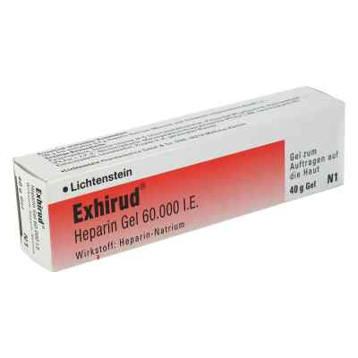 Exhirud Heparin 60000 internationale Einheiten  bei deutscheinternetapotheke.de bestellen