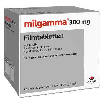 Milgamma 300 mg Filmtabletten  bei deutscheinternetapotheke.de bestellen