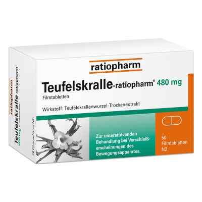 TEUFELSKRALLE-ratiopharm  bei deutscheinternetapotheke.de bestellen