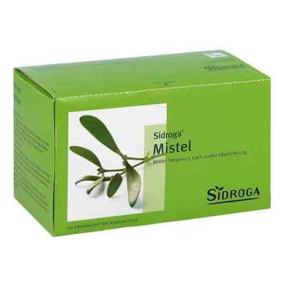 Sidroga Mistel Tee Filterbeutel  bei deutscheinternetapotheke.de bestellen