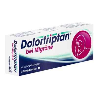 Dolortriptan bei Migräne  bei deutscheinternetapotheke.de bestellen