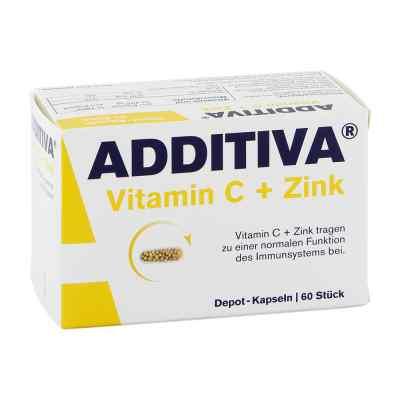 Additiva Vitamin C Depot 300 mg Kapseln  bei deutscheinternetapotheke.de bestellen