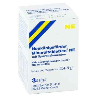 Neukönigsförder Mineraltabletten Ne  bei deutscheinternetapotheke.de bestellen