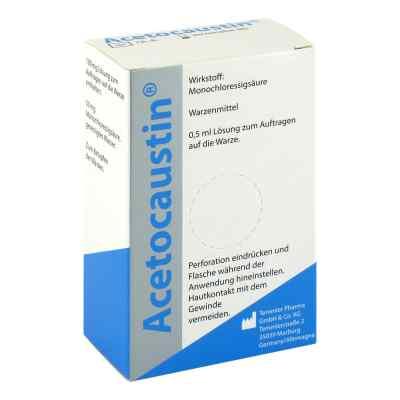 Acetocaustin Lösung  bei deutscheinternetapotheke.de bestellen