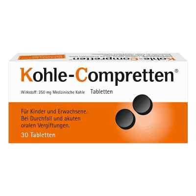 Kohle-Compretten  bei deutscheinternetapotheke.de bestellen