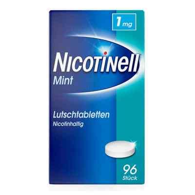 Nicotinell 1mg Mint  bei deutscheinternetapotheke.de bestellen