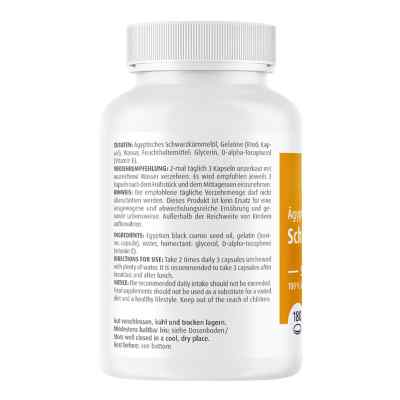 ägyptisches Schwarzkümmelöl Kapseln 500 mg  bei deutscheinternetapotheke.de bestellen