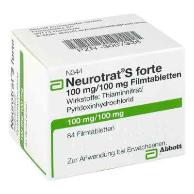Neurotrat S forte Filmtabletten  bei deutscheinternetapotheke.de bestellen