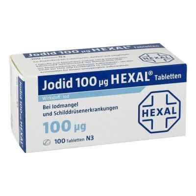 Jodid 100μg HEXAL  bei deutscheinternetapotheke.de bestellen