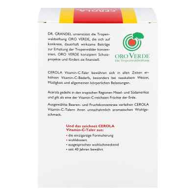 Cerola Vitamin C Taler Grandel  bei deutscheinternetapotheke.de bestellen