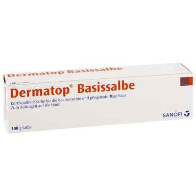 Dermatop Basissalbe  bei deutscheinternetapotheke.de bestellen
