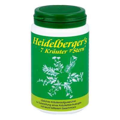Heidelbergers 7 Kräuter Stern Tee  bei deutscheinternetapotheke.de bestellen