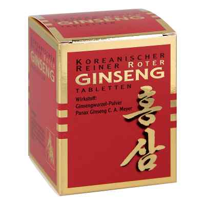 Koreanischer Reiner Roter Ginseng  bei deutscheinternetapotheke.de bestellen