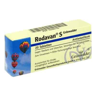 Rodavan S Grünwalder  bei deutscheinternetapotheke.de bestellen