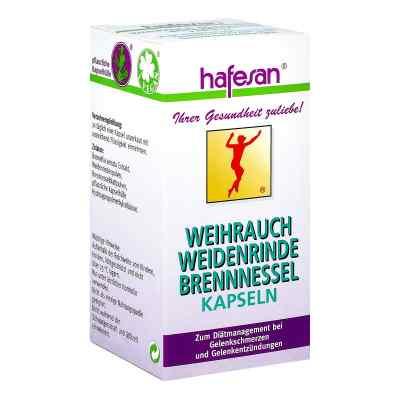 Hafesan Weihrauch+weidenrinde+brennessel Kapseln  bei deutscheinternetapotheke.de bestellen