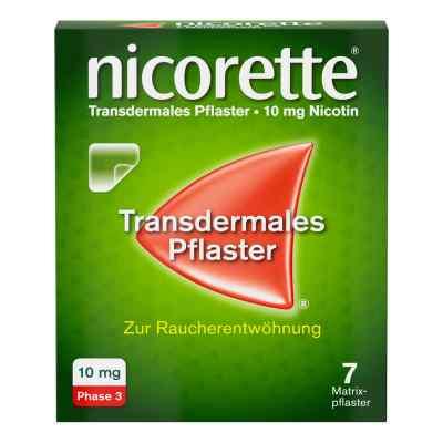 Nicorette® Pflaster 10 mg zur Raucherentwöhnung  bei deutscheinternetapotheke.de bestellen