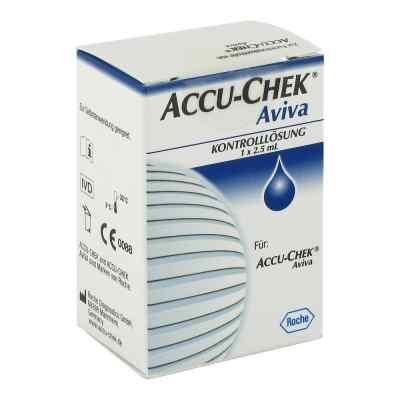 Accu Chek Aviva Kontroll Lösung  bei deutscheinternetapotheke.de bestellen